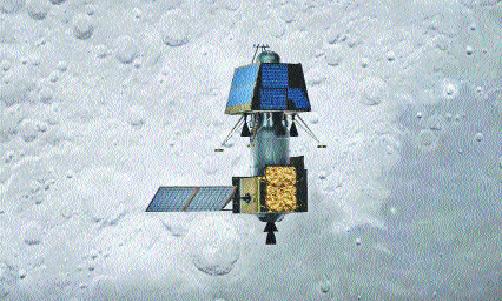 Chandrayaan-2 completes a year of orbiting the Moon - The Hitavada