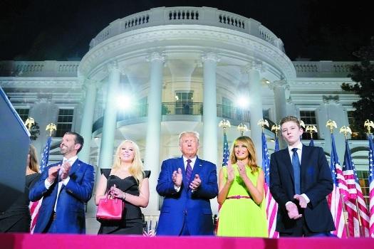 Trump accepts Republican