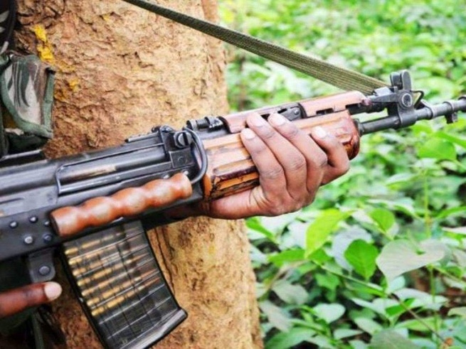 4 Maoists gunned down_1&n