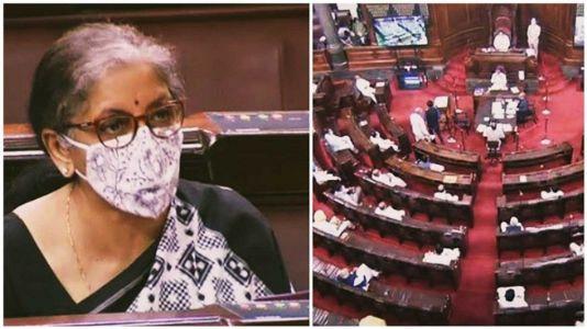 Rajya Sabha passes amendment in Insolvency and Bankruptcy Code