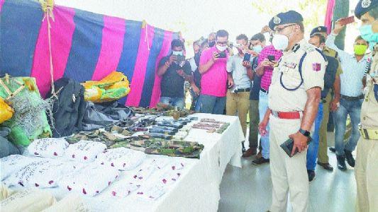 3 LeT men arrested in Jammu and Kashmir