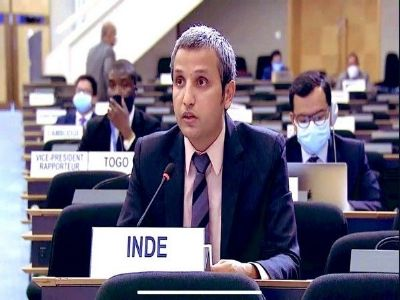 India committed to ensure water, sanitation to all: India at UNHRC
