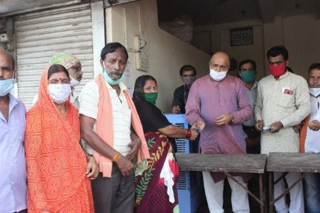 150 people benefit from eye camp
