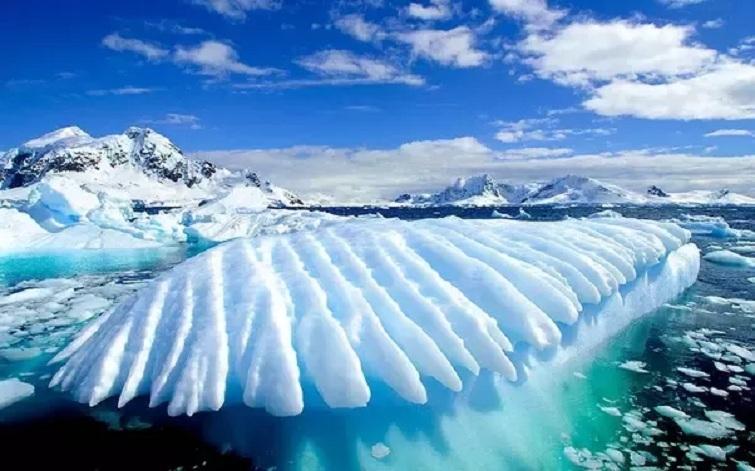 Arctic Ocean ice_1&