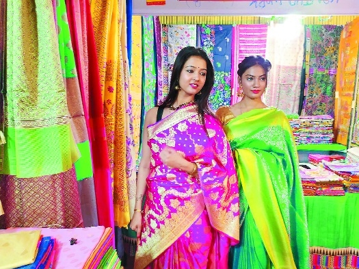 Cotton  Silk Exhibition_1