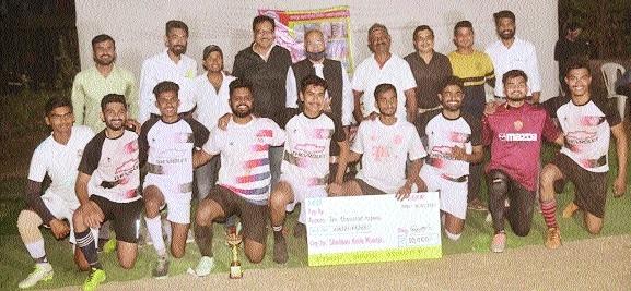 Winners Neem Park Footbal