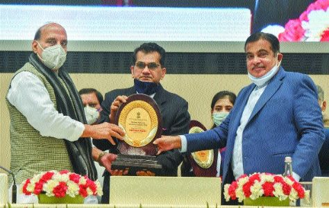 Gadkari hopes 50 pc reduction in road accidents, deaths by 2025