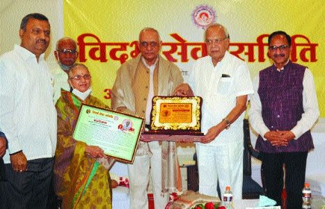 'Dr Govind Upadhyay dedicated his life to the service for others'