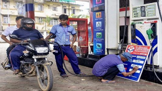 Petrol hits new all-time high of Rs 92.06/litre