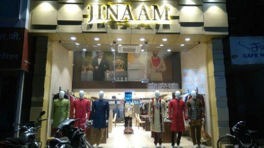 New men's ethnic stocks at JINAAM, Dharampeth