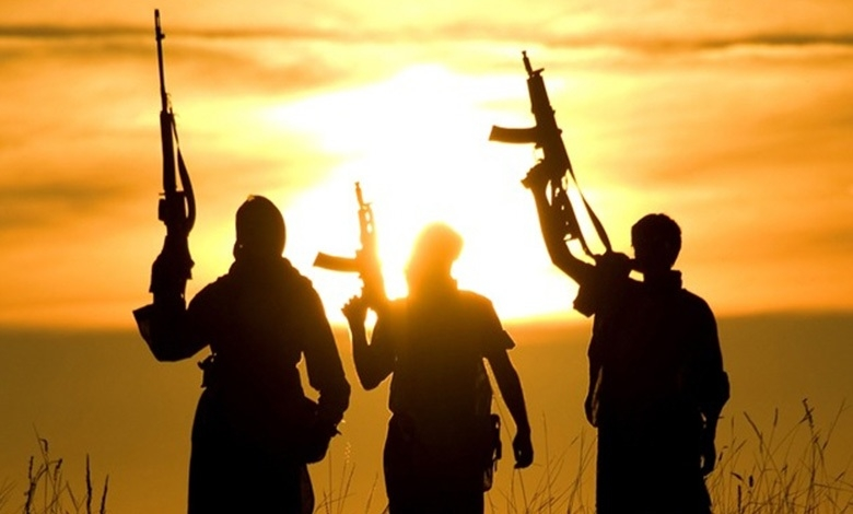 Residual terrorist streng