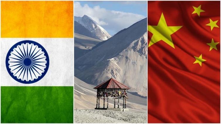 India China hold military