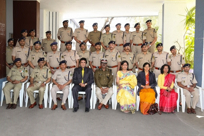 ITBP officers _1 &nb
