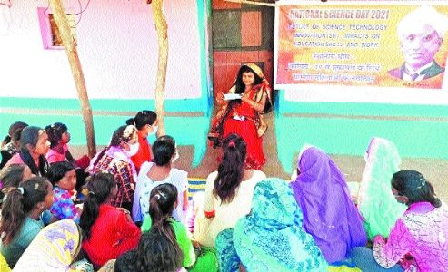 Awareness programme marks National Science Day in city