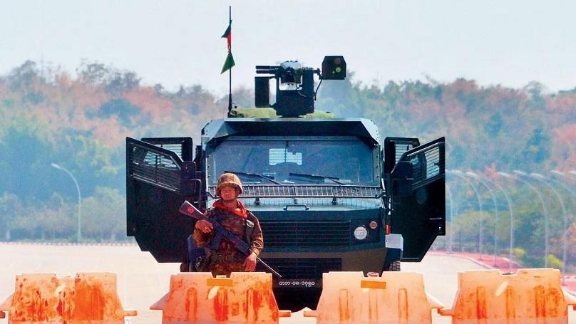Myanmar military_1&