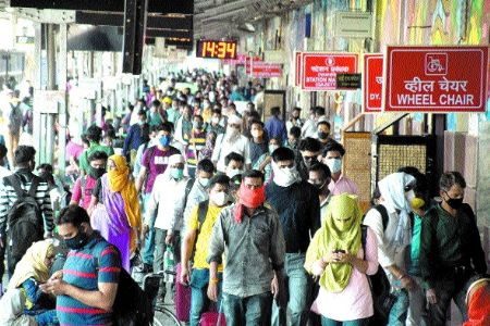 Workers' migration restarts, heavy rush witnessed in trains