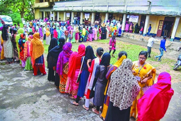 voting in Assam_1&n
