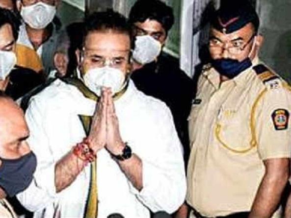 CBI searches Anil Deshmuk