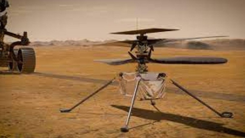 Mars helicopter _1&