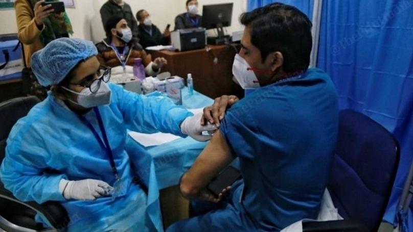 health frontline workers