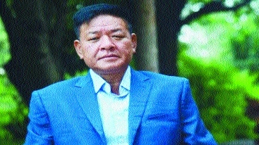Penpa Tsering is new Tibe