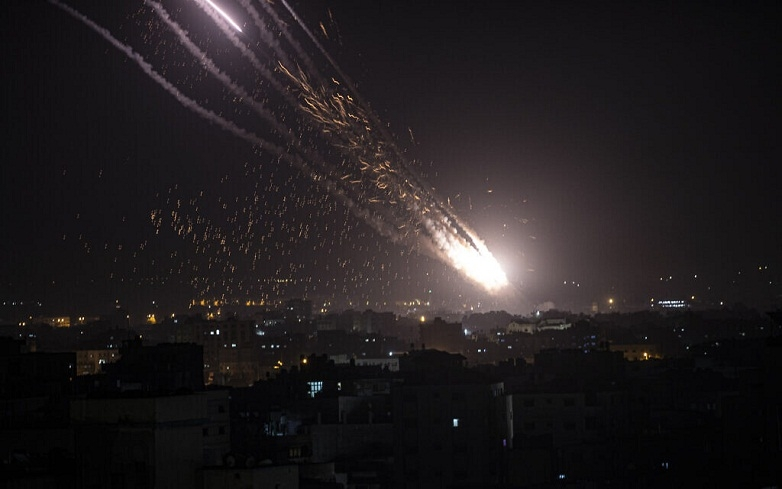 Israeli airstrike _1