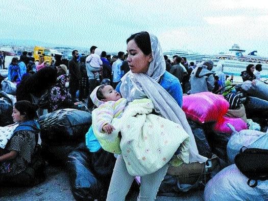 Myanmar refugees_1&