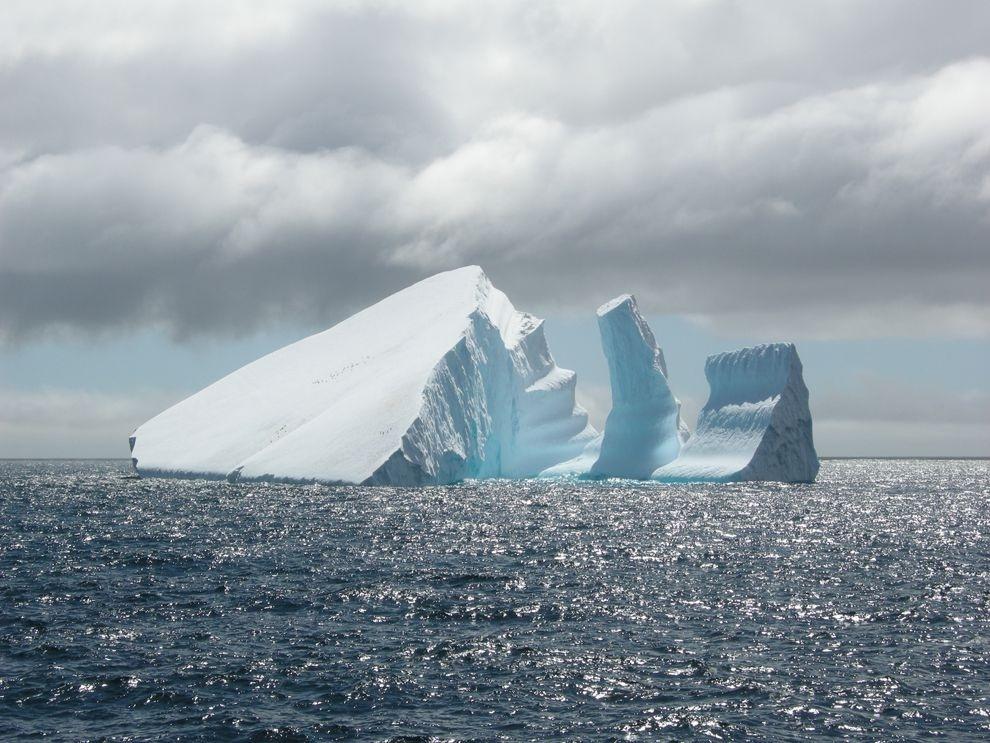 Antarctic iceberg _1
