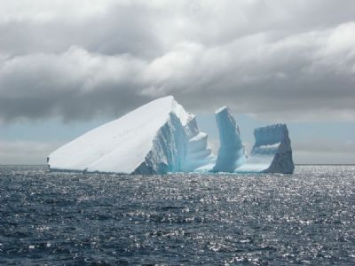 'Largest afloat Antarctic iceberg could drift through ocean for several years'
