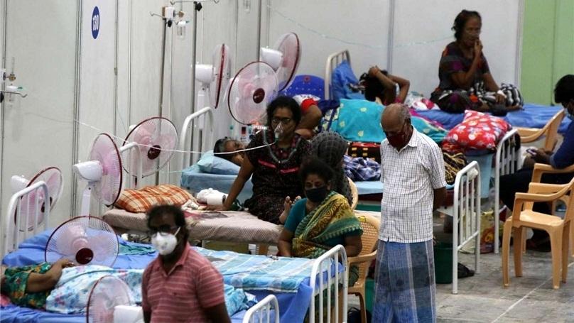India records  COVID deat