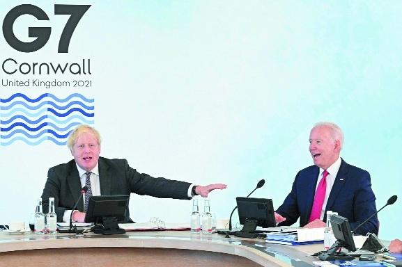 Prime Minister Boris John