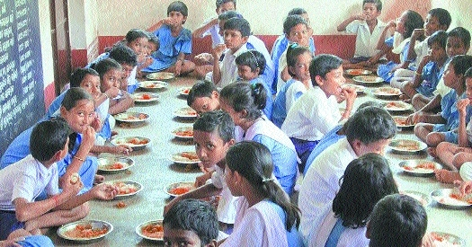 Mid-day meals exempt from