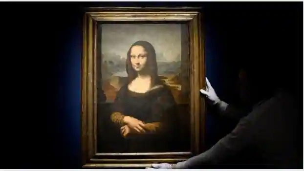 Fake Mona Lisa _1&n