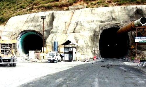 Banihal Qazigund tunnel_1