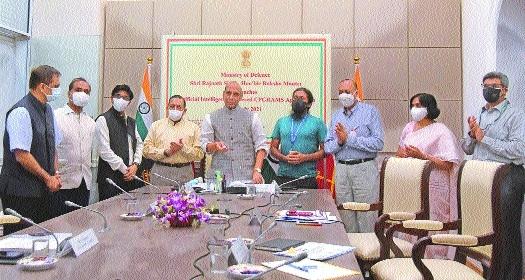 Rajnath launches AI_1&nbs