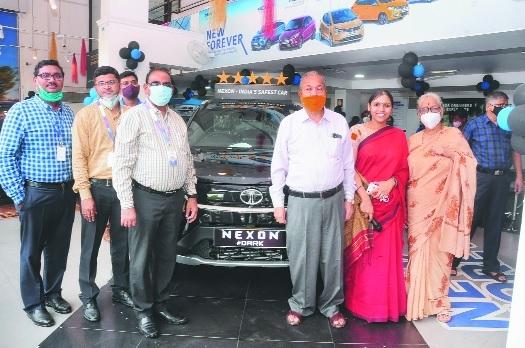 Aditya TATA Cars launches