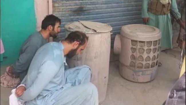 Videos show Afghan civili