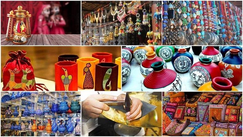 Handicraft exports _1&nbs