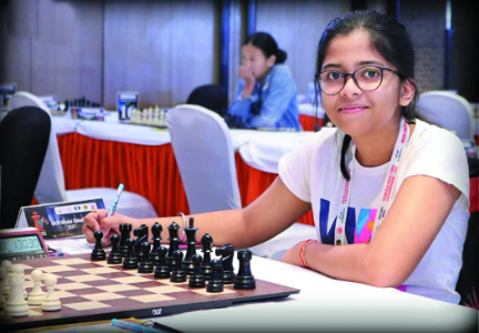 Mrudul slips to 22nd position