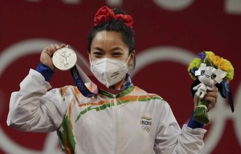 Silver lining: Mirabai Chanu opens India's medal account at Tokyo Olympics