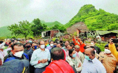 Mah floods death toll 112