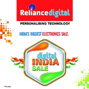 Reliance Digital to launch Digital India Sale