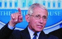 Fauci says US going in wr