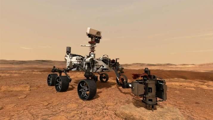 NASA's self-driving Perse