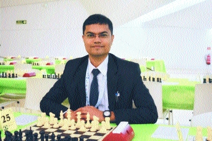 Bansod is FIDE Lecturer_1