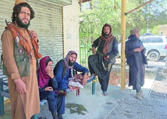 Acting Afghan PM_1&