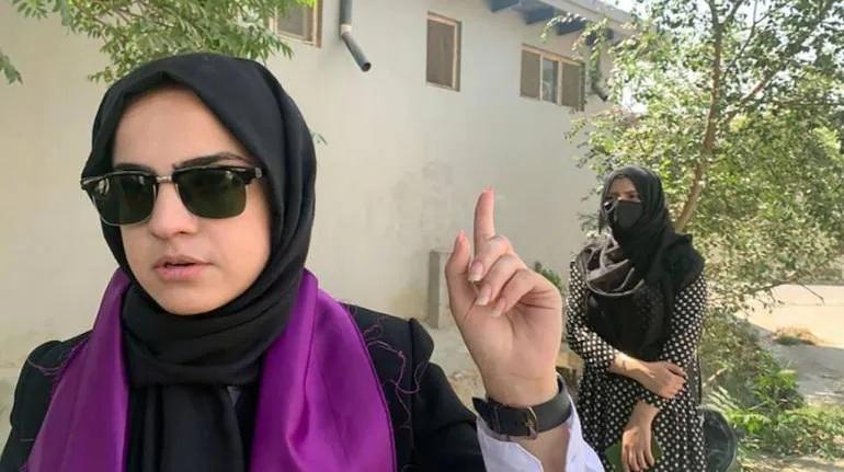 bans Afghan women _1