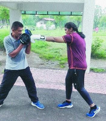 Ganesh Purohit training_1