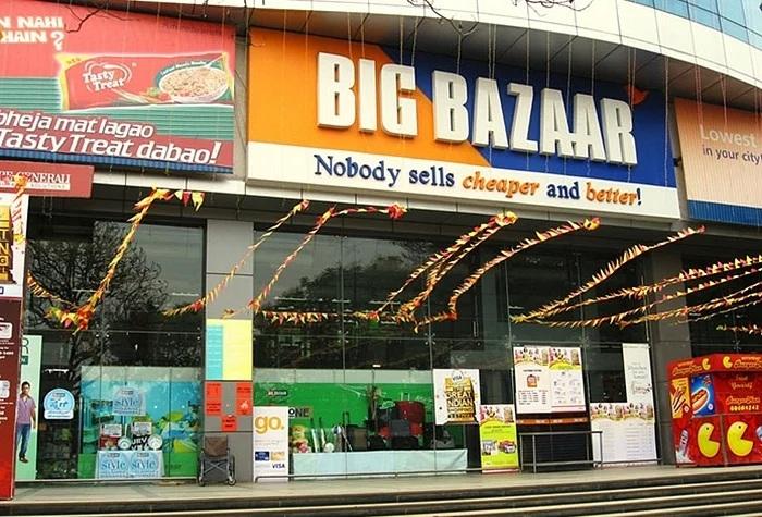 Big Bazaar launches _1&nb