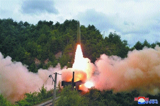 North Korea expanding ura